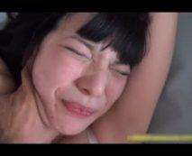 【人妻レイプ動画】許してと乞う美女の首を絞め、腕を縛られた状態で両穴責めされ無断中出し