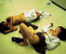 【JKレイプ画像】※13枚!帰宅途中の女子校生が制服姿のまま無理やり犯される少女たちが本物っぽい・・・