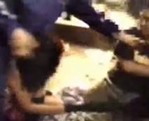 【ガチレイプ動画】個人撮影実録映像。ハイエースで拉致された仕事帰りのOLを倉庫へ拉致し凌辱、拷問・・・