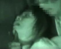 【本物レイプ動画】ナイフを首に当てられ脅迫されながら強姦される犯行を暗視カメラで盗撮した個人映像が流出…