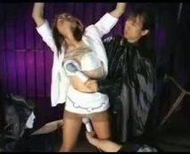 【拷問レイプ動画】サイコ野郎の性奴隷にされたOLが凌辱地獄に堕ちる!緊縛電マ責めで失禁アクメ…