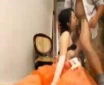結婚式前の花嫁を控え室で強姦!貞淑な膣穴に強引に肉棒ねじ入れ種付けピストン…レイプ動画