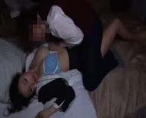 泥酔して意識を失ったOLが寝ている間に強姦陵辱!無理やりチンポぶち込んで犯し何度も中出し…レイプ動画