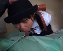私立小○校に通う可愛いJSにイラマチオ…処女膜を破り強制種付けレイプ!