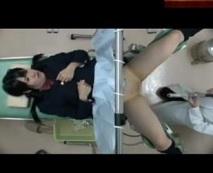 鬼畜医師の犯行映像流出!子宮検査を受けに来た女子校生の幼いマンコを生チンポで地獄突き陵辱…レイプ動画