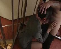 鬼畜社長の肉便器にされる美人秘書!生チンポで口とマンコを犯され精神崩壊アクメ…レイプ動画