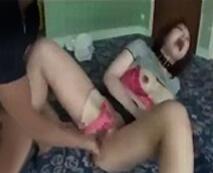 鬼畜ヤクザの性奴隷に落ちた巨乳妻!口とマンコをめった刺しに犯され絶叫悶絶…レイプ動画