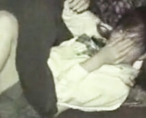 【ガチレイプ】深夜の路上で女子校生が強姦魔に襲われる異常な光景・・・