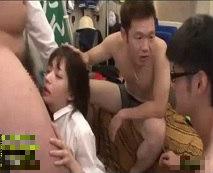 胸糞注意!DQNの同級生数人に鬼畜チンポで輪姦陵辱される女子校生…レイプ動画